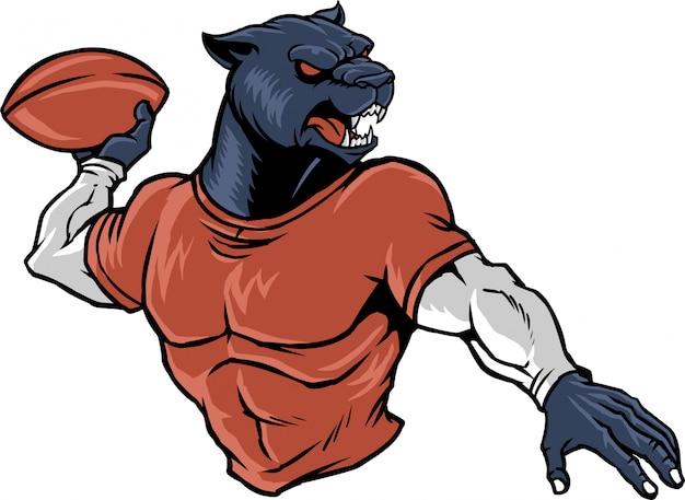 Pantherfußball 2