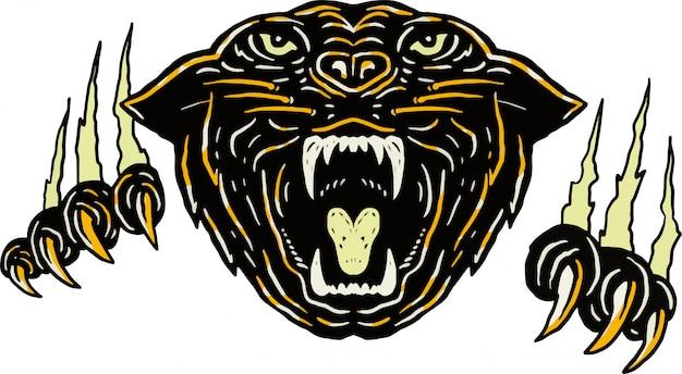 Pantherkopf