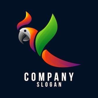 Papagei-logo-design