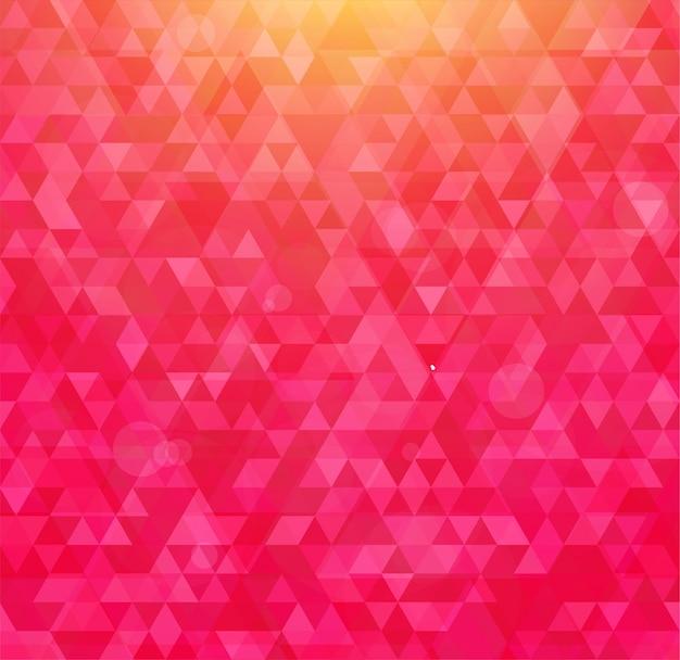 Papier abstrakten design achteck polygonal textur