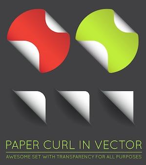 Papier curl