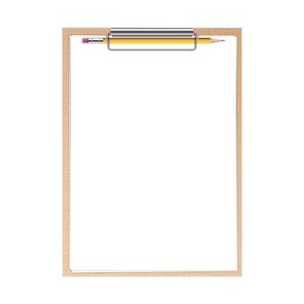 Papierbogen für die zwischenablage