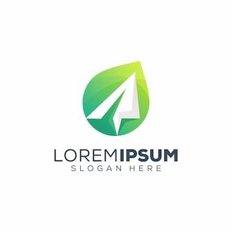 Papierflieger logo