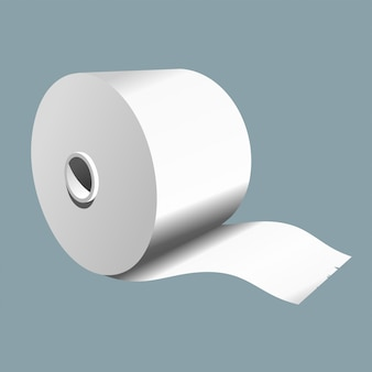 Papierrolle