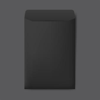 Papierumschlagdesign-modellvektor