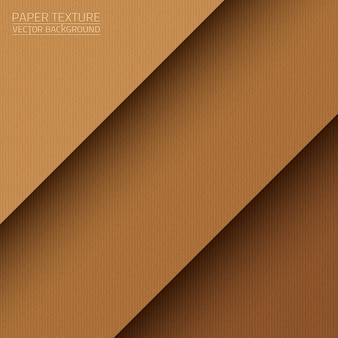 Papppapierbeschaffenheits-retro- vektor-hintergrund