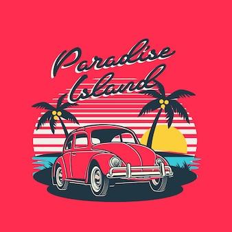 Paradiesinsel