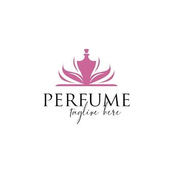 Parfume logo vorlage