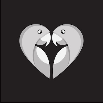 Parrot liebe