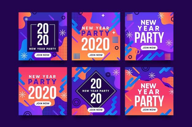 Partei instagram beitragssatz des neuen jahres