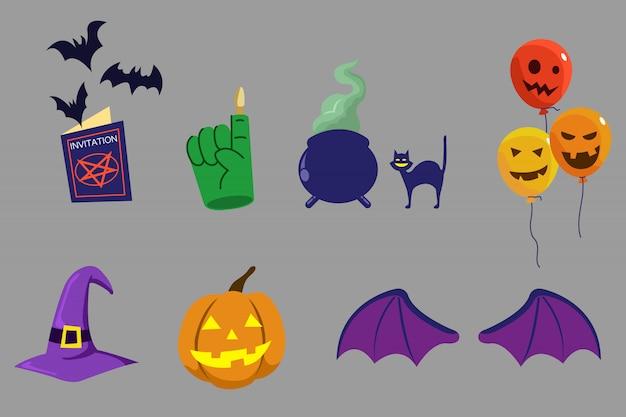 Partyzubehör für halloween