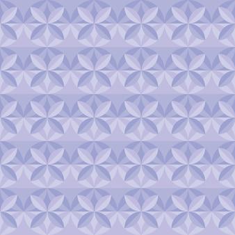 Pastell blasse farbe zarte fliese. nahtloses muster der vintage-retro-geometrie. illustration eines wiederholbaren motivs