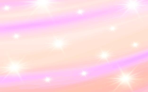 Pastell mit hellem funkelndem hintergrund