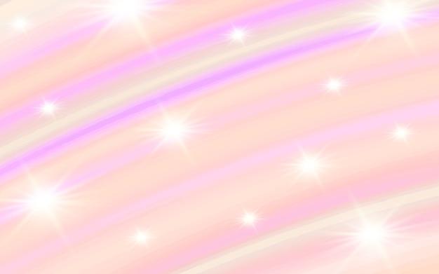 Pastellaquarell mit hellem funkelndem hintergrund