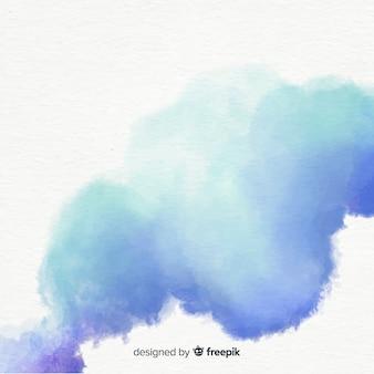 Pastellfarbaquarell-fleckhintergrund