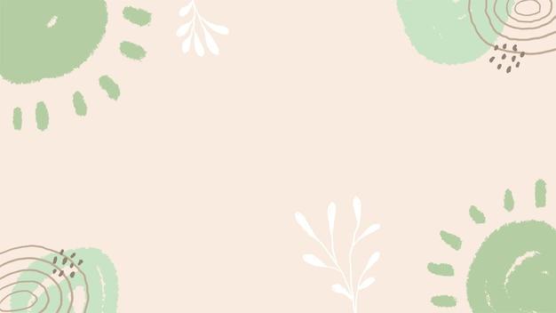 Pastellfarbener abstrakter hintergrund