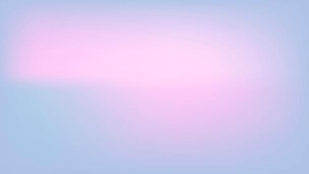 Pastellgradientenunschärfevektorhintergrund