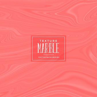 Pastellroter marmorbeschaffenheitshintergrund