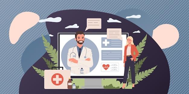 Patientenberatung online
