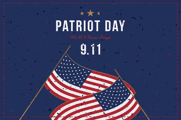 Patriot day 11. september