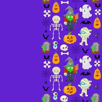Patttern für halloween