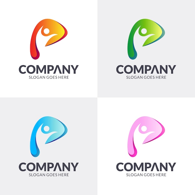 People logo concept