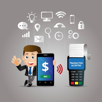 People set mobile payments