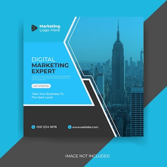 Perfekte und moderne facebook-cover-banner-vorlage für den hausverkauf für immobilienunternehmen