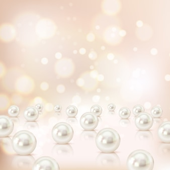 Perle hintergrund