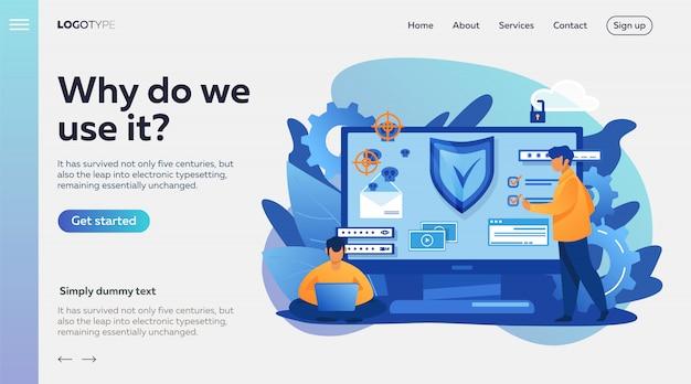 Persönliche digitale sicherheit