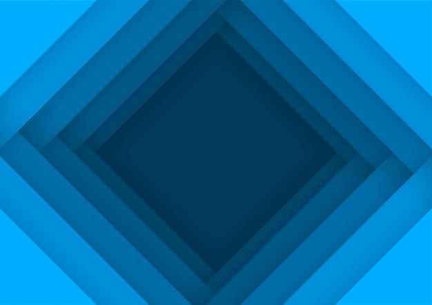 Perspektive blue frame hintergrund