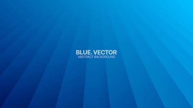 Perspektivische linien subtiler geschäfts-blauer abstrakter hintergrund
