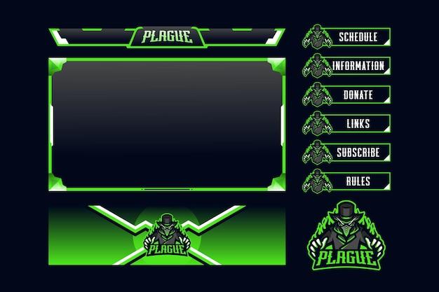 Pest-gaming-panel-overlay