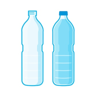 Pet-flasche