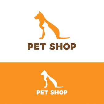 Pet shop logo
