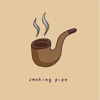 Pfeife symbol social media post vector illustration