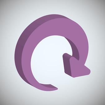 Pfeile symbole grafik