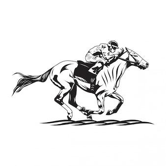 Pferderennen