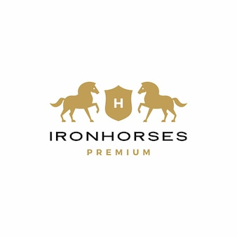 Pferdewappen-logo-symbol