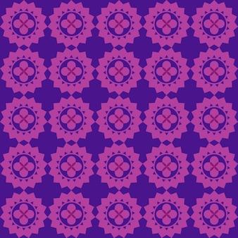 Pflaumen-dekorativer strudel-pink-hintergrund