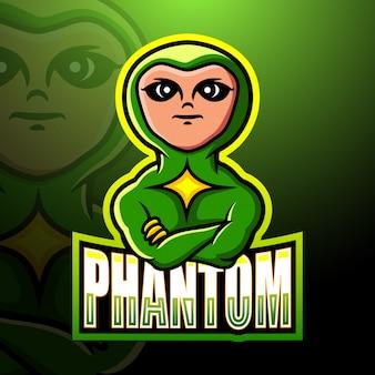 Phantommaskottchen esport