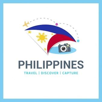 Philippinen reisen symbol