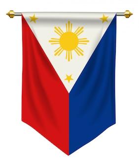 Philippinen-wimpel