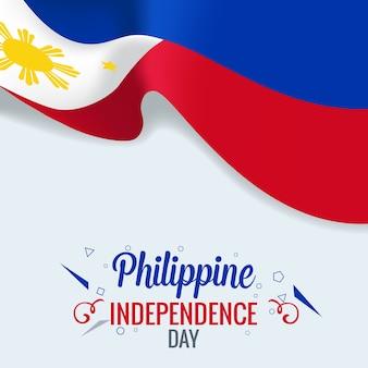 Philippinischer unabhängigkeitstag