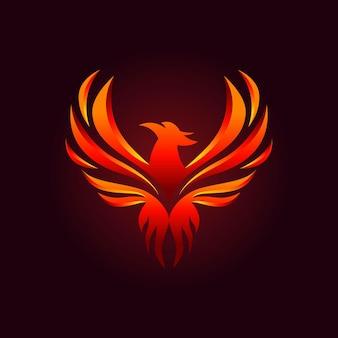 Phoenix-logo-konzept
