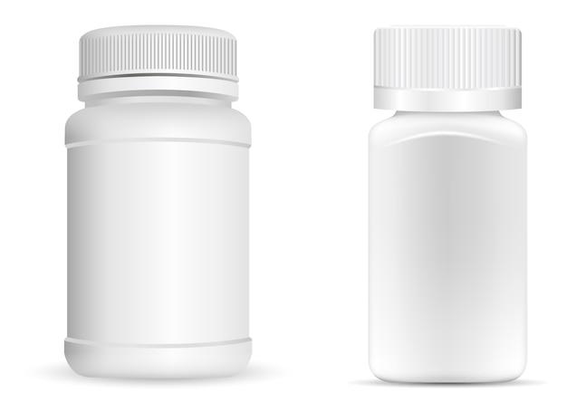 Pillen flasche
