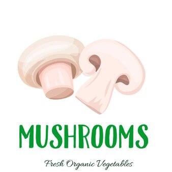 Pilze gemüse