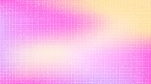 Pink technology hintergrund, hightech digital und kommunikation