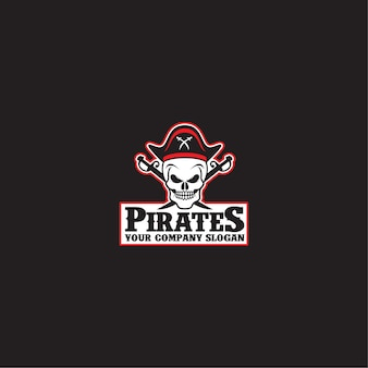 Piraten logo vorlage