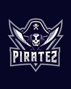 Piratez-logo